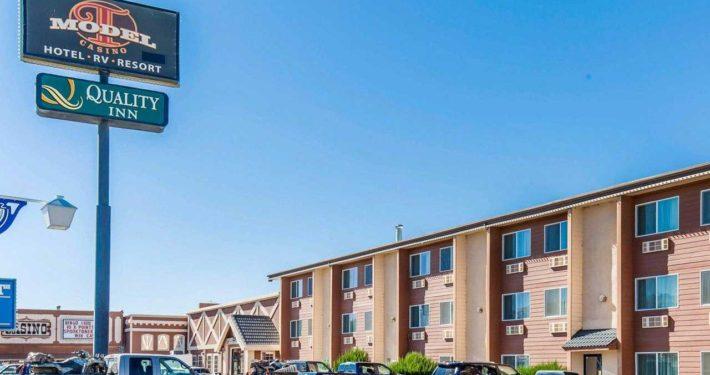 Model T Casino Hotel • RV • Resort Quality Inn Exterior