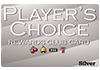 Player's Choice Rewards Club Card - Silver