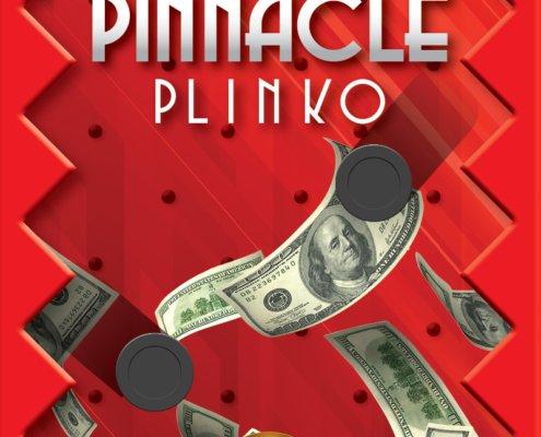 $2,000 Pinnacle Plinko
